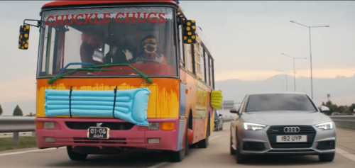 "Audi ""clown proof"" ad escapes ASA sanctions"