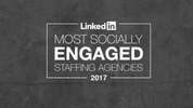 Phaidon International ranked 13th Globally as LinkedIn's Most Socially Engaged Staffing Firm.