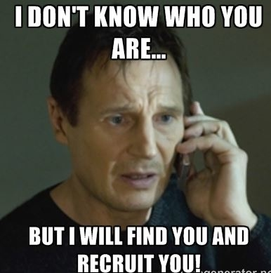 What makes a successful recruiter?