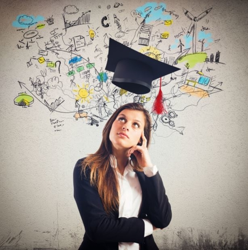 Forward-thinking - Starting your graduate job search now!