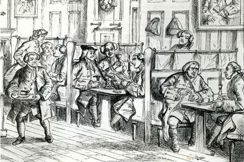 Is the Insurance Industry about to step out of the 17th Century?