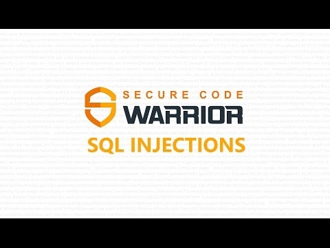 Secure Code Dojo: How to Defeat SQL Injection
