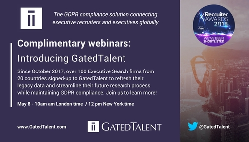 Discover GatedTalent, More Than Just a GDPR Module