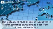 GatedTalent Celebrates 20,000th Executive Member