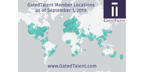 GatedTalent Growth Accelerates...