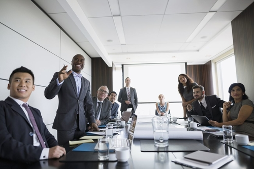 Diversity in the Boardroom - the High and the How!