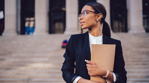 Korn Ferry on Women Becoming CEO...