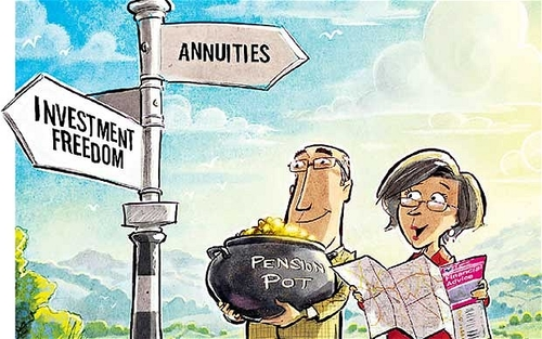 Cashing in or Keeping your Pension Pot?