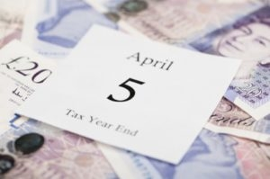 Tax Year End Approaches: 5 Things to do Before April