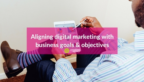 Aligning Digital Marketing with Business Goals and Objectives