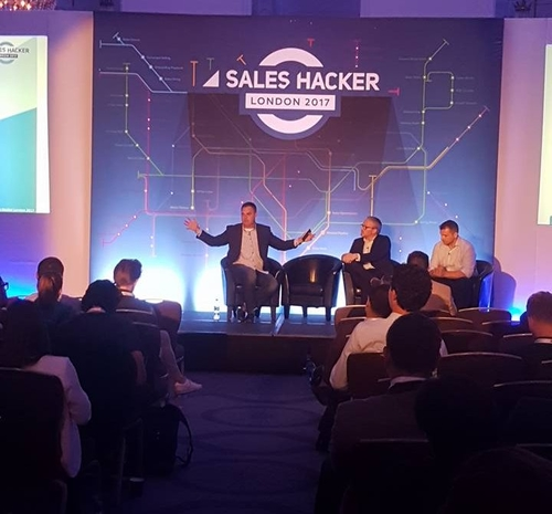 Social Selling lessons from the Sales Hacker London Conference
