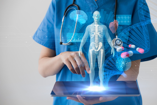 AI is gaining support from healthcare professionals