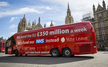 The Brexit Bus encapsulates businesses' feelings on data