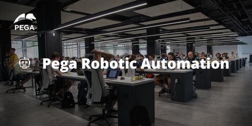 Pega Robotic Automation