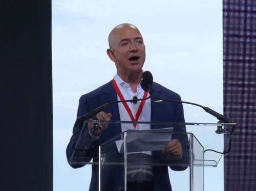Amazon expands its reach to satellite ground stations
