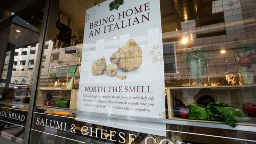 Eataly Ad Criticized For Message About Italians