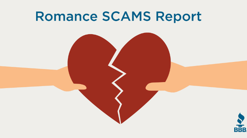 BBB Issues Report on Dating Scams