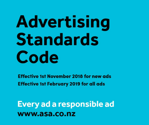 New Advertising Code Released in New Zealand