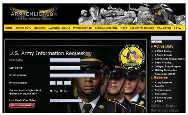 FTC Puts a Stop to Copycat Military Websites