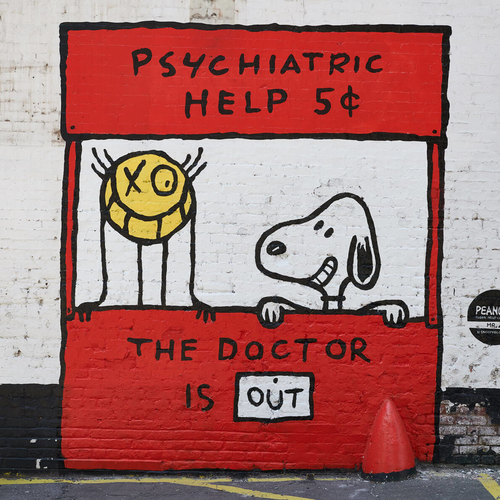 On Graffiti, Public Art and Snoopy