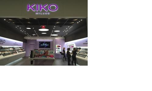 Kiko Milano's Store Décor Protected