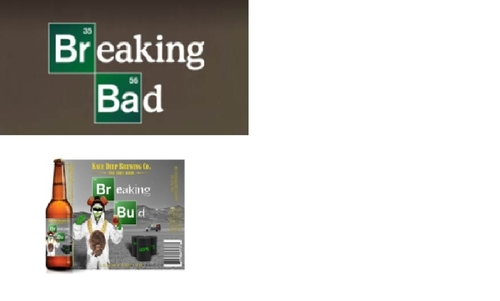Breaking Bad v. Breaking Bud