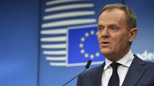 You can't be in and out at the same time: Donald Tusk plays down bespoke deal on financial services