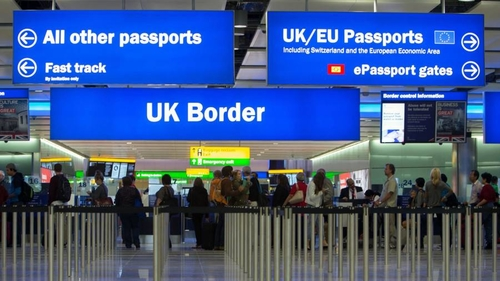 UK Government extends rights of EU citizens entering the UK post-Brexit