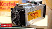 Kodak joins the blockchain age