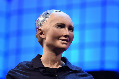 Robots in Suits