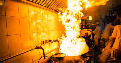 Why Do So Many Restaurants Catch On Fire?