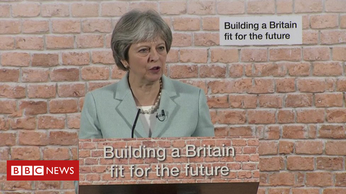 Key housing messages from Theresa May's speech