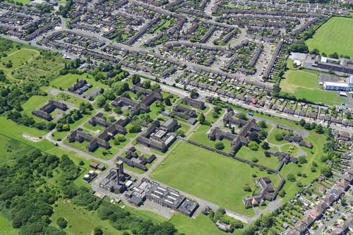 Building homes on ex-NHS land