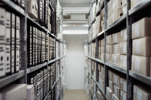 New NHF Records Retention Schedule