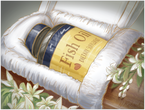 Fish oil supplements and the self-correcting nature of science