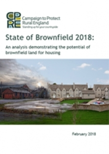 CPRE Call on Government to Action Brownfield Development
