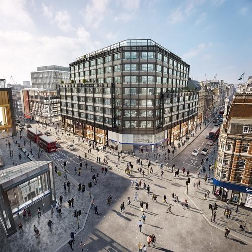 Derwent growth plans in London