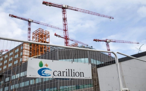 Carillion pension scheme