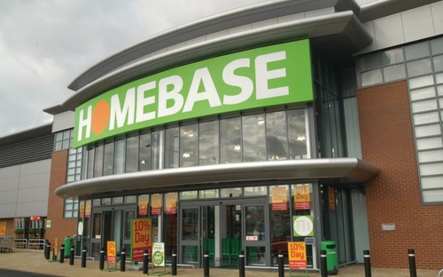 Homebase store for sale? Pick up a property bargain? Maybe, but check the warranties and 'Fire up the Quattro' if you need to.