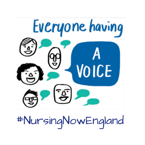 #NursingNowEngland: Use the # and Be Counted!