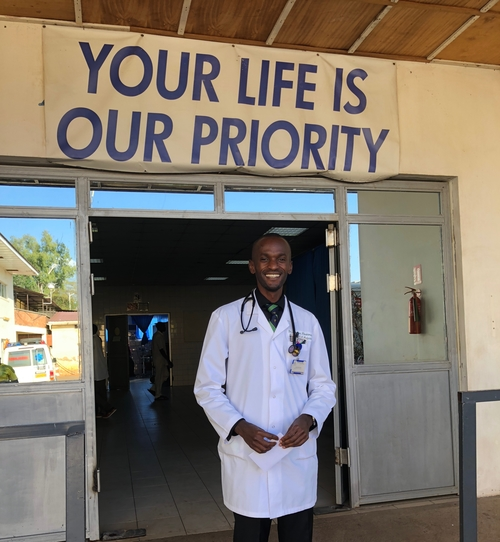 How Rwanda's new Emergency Medicine team reduced mortality rates from 6% to 1%