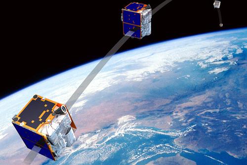 Historic satellite imagery