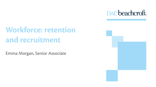 Brexit Briefs - The impact of Brexit on Recruitment and Retention of Workers