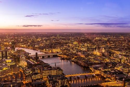 UK's lead in FinTech