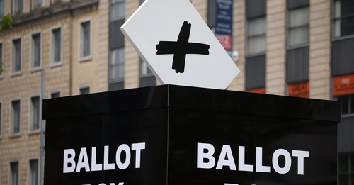 Voter verification- we need to use technology