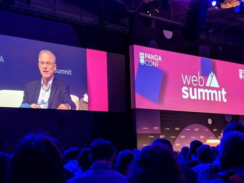 When my Web Summit hotel went on fire and apps saved me