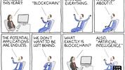 Spoiler: Blockchain will not save the world