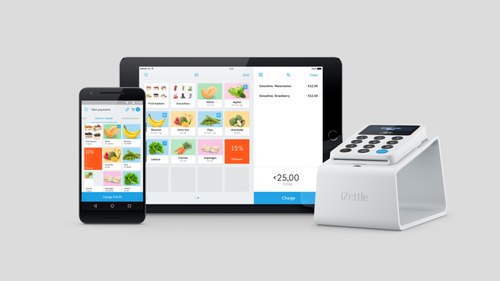 Big sale for iZettle