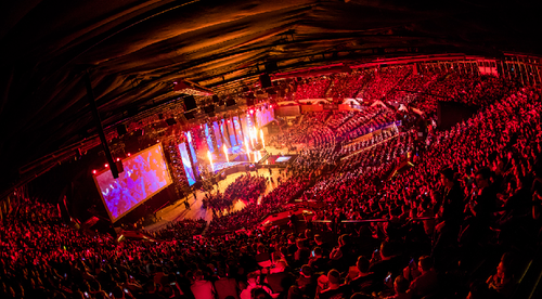 Katowice reinforces its commitment to promote and host esports events