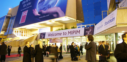 The build up to MIPIM...